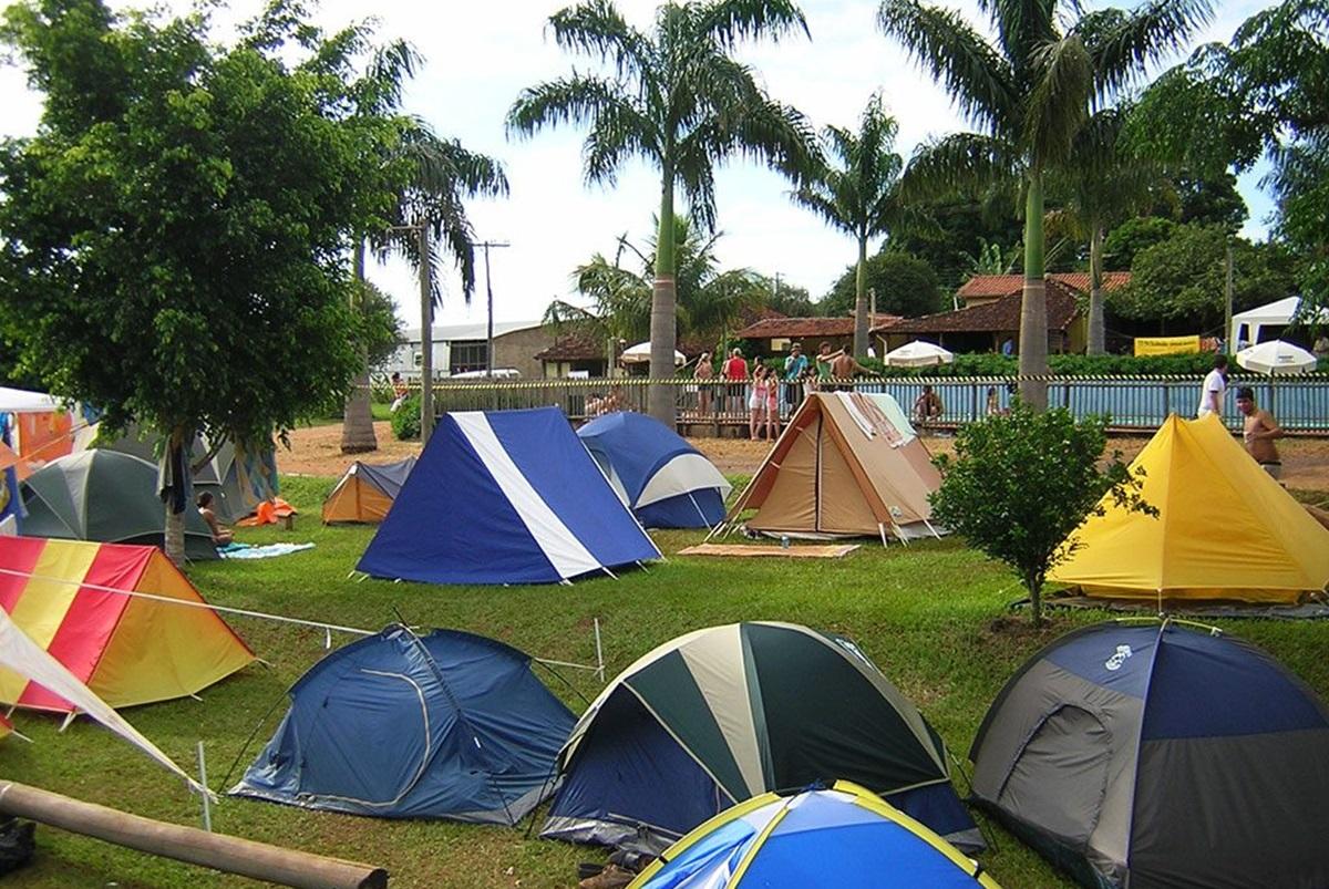 Vila Jacaré Camping & Hospedagem Brotas