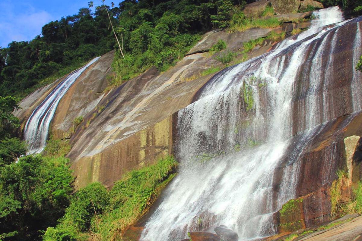 Cachoeira da Água Branca - Ilhabela
