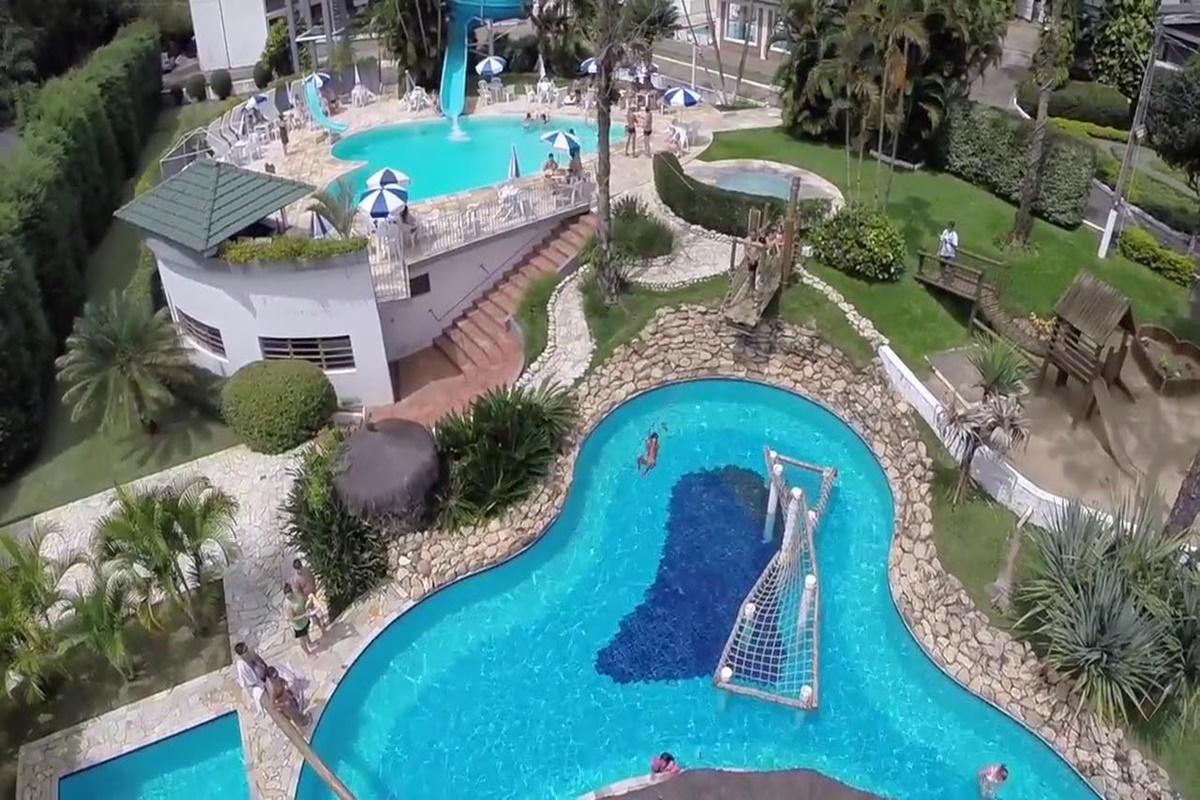 Hotel Fazenda Recanto Paraíso em Águas de Lindóia
