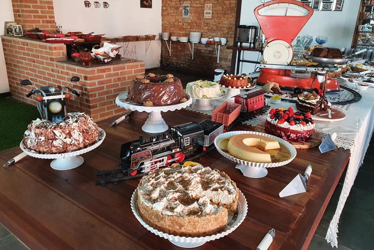 Sabor da Serra Café e Produtos Artesanais