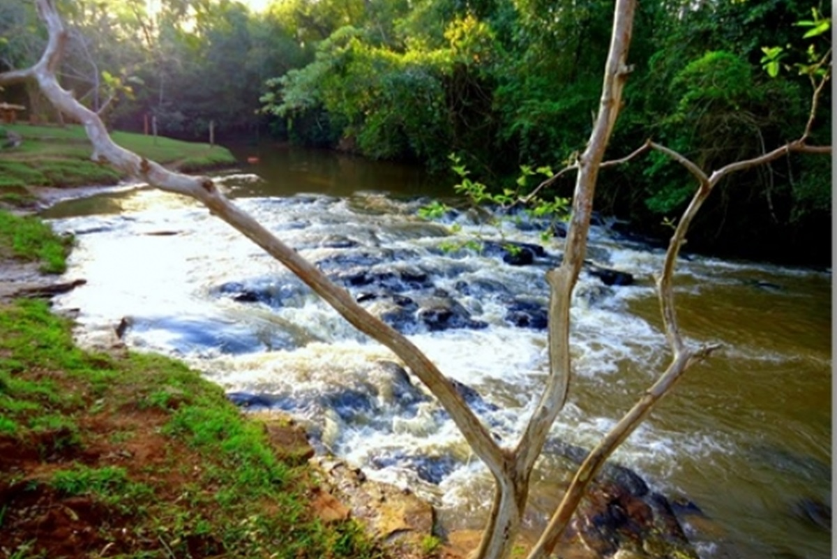 Cachoeira Babalim Arealva