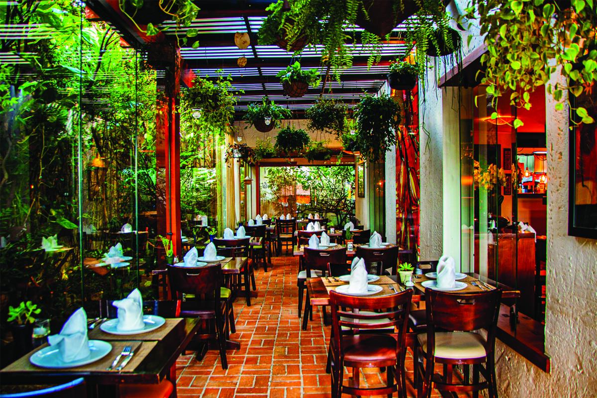 Restaurante Cardeais Gastronomia Vinhedo