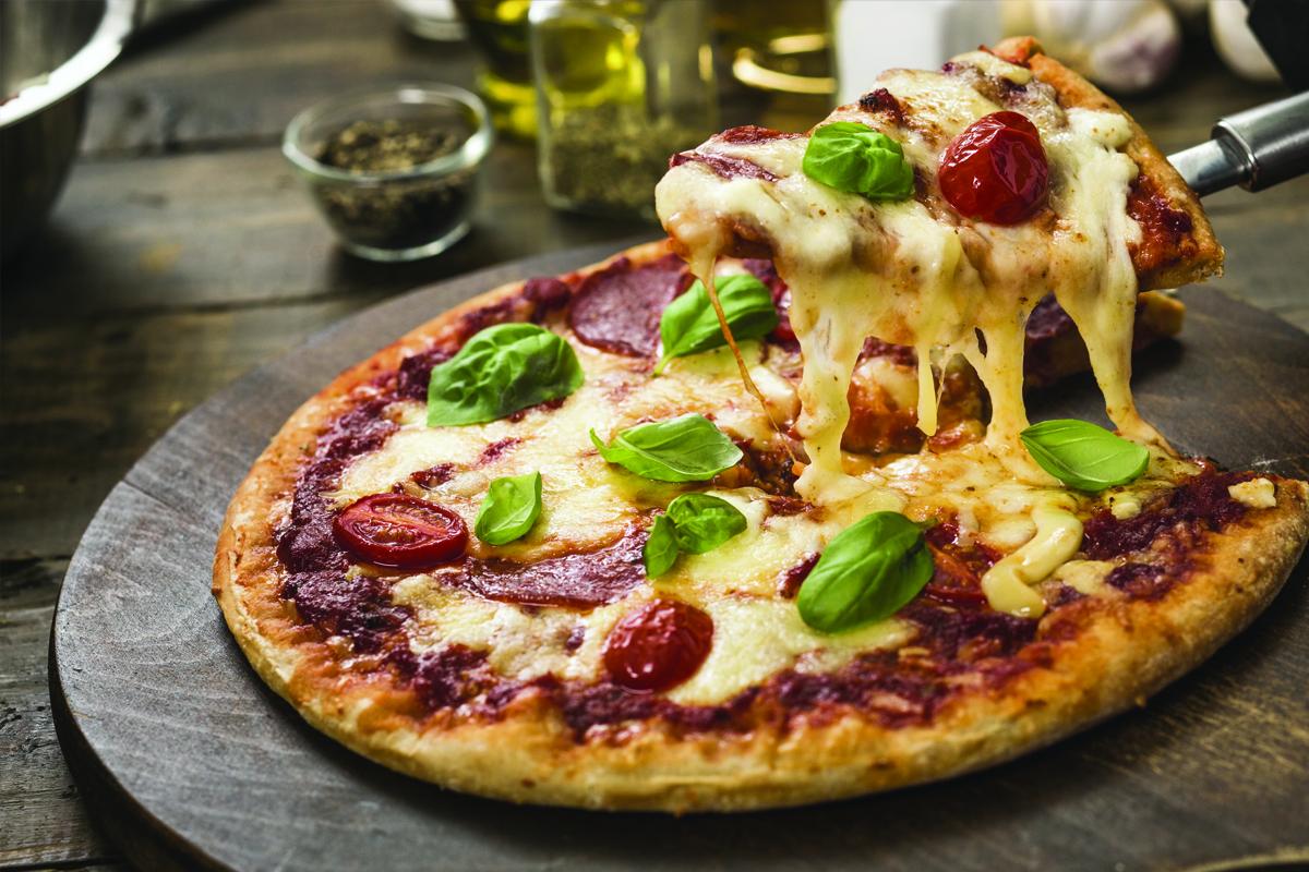 A Firma Pizzaria - São Sebastião